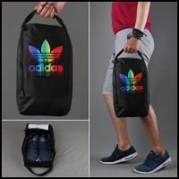 Tas Sepatu Bola/Futsal Grade Ori Adidas Rainbow