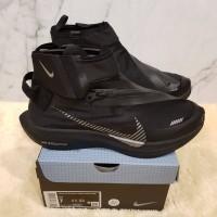 Sepatu Nike Zoom Pegasus Turbo Shield WP All Black Premium Quality