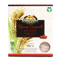 Bionic Farm - Tepung Beras Merah Organik 250gr- Red Rice Flour - Mpasi