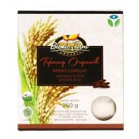 Bionic Farm - Tepung Beras Coklat Organik 250gr - Brown Rice Flour