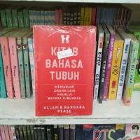 Kitab Bahasa Tubuh memahami orang lain melalui tubuh - Allan Barbara