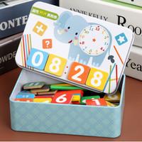 Puzzle Kayu Tempat Kotak Kaleng Mainan Anak Edukasi QM7