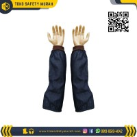 Apron Las Pelindung Tangan Lengan Manset Jeans Welding Sleeves Murah