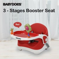 Booster Seat Baby Does Premium