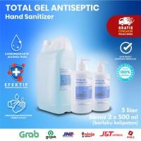 Total Gel Antiseptic 5 Liter