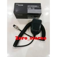 Mic D Antenna HM-12 IC-718 hand mig HM12 IC718 8 Pin bukan icom hm36
