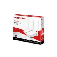 MERCUSYS MW305R WiFi N Router 300 Mbps 3 Antenna 5dBi