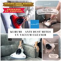 KURUMI - Anti Dust Mites UV Vacuum Cleaner - Penghisap Debu & Tungau