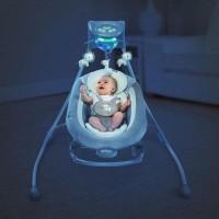Bouncer Ingenuity Cradle Swing/Kursi Getar Bayi/Ayunan Bayi Electrik