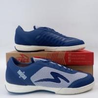 Sepatu Futsal Specs Metasala Rival Galaxy Blue Original