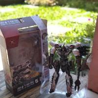 ROBOT Dinosaurus Transformer Rubah Bentuk Mainan Transformer Robot