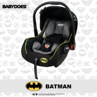 Babydoes Carrier Batman Justice League / Carseat Babydoes