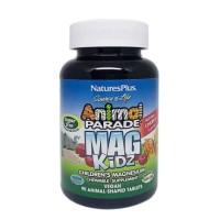 Nature Plus Animal Parade Mag Kids Vitamin Magnesium anak tulang Kram