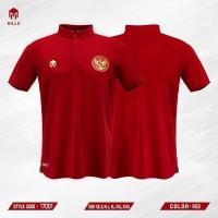 Mills Timnas Indonesia Travel Polo Shirt