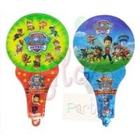 Balon Foil Karakter Gagang Pentung Paw Patrol