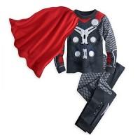 Piyama Thor Anak Laki-Laki 2 - 8 Tahun . Baju Tidur Import . PMI-2211