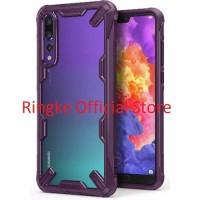 Ringke Fusion X Case Casing Huawei P20 Pro - Lilac Purple - Original