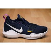 Dijual sepatu basket nike pg 1 ferocity navy Berkualitas