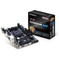 Gigabyte GA-F2A68HM-DS2 MB - AMD A6-7400K Processor Bundling