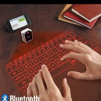 keyboard laser infrared for hp android pc laptop