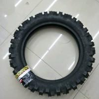 BAN MOTOCROSS DUNLOP D952 90 100 14