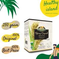 Bionic Farm Tepung Beras Putih Organik / White Rice Flour - 250 gr