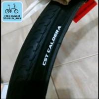 ban luar fixie roadbike CST caldera 700 x 28 hitam FREE ONGKIR