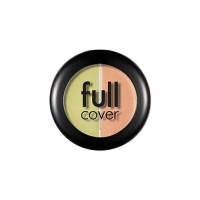 [Aritaum] Full Cover Cream Concealer 2.5g #02 Olive Green & Pink