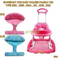 SPD40 SPAREPART JOK BABY WALKER FAMILY J19 TYPE 2121 2158 218A 211 2