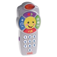 New !! Fisher Price L & L Click N Learn Remote