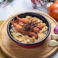 Ebi Katsu Rice Bowl