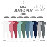 Little Palmerhaus Baby Sleep and Play Suit - LP28