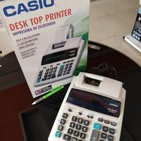 Casio Kalkulator Printer FR-2650T-WE