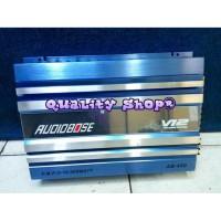 power audiobose v12 4 channel 8000 watt baru Orisinil