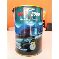 NIPPE 2000 HIGH GLOSS THINNER (Thinner HG) NIPPON PAINT - 1L