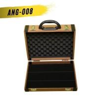 Ang-008 Small Pedalboard Pedaltrain Hardcase Stombox Efek Gitar Bass