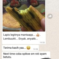 Terlaris Best Seller  Kue Lapis Legit Harum Bali Keju Best Quality