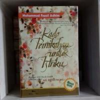 Buku Kado Pernikahan Untuk Istriku By Mohammad Fauzil Adhim