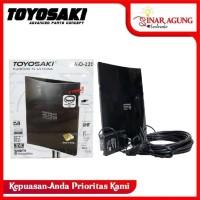 TOYOSAKI Antena TV Outdoor Indoor AIO-220 Luar Dalam 100% ORI
