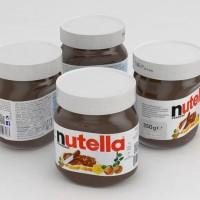 Nutella 350gr Ferrero / Selai Nutela 350 gr Coklat TERMURAH