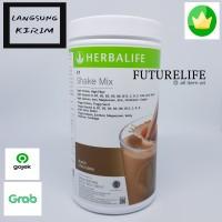Herbalife#Shake rasa COKLAT ORIGINAL -Diet tanpa olahraga yang efektif