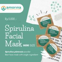 Natural Face Mask Mini - Amorina