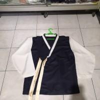 hanbok laki laki pria baju adat tradisional korea kostum costume jun03