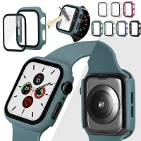 RUBBER SILICON CASE ANTI GORES APPLE WATCH iWATCH SERIES 4 5 42MM 38MM