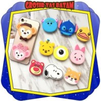 ❤️GTB❤️ R112 Popsocket 3D HP Holder Karakter Cartoon PVC