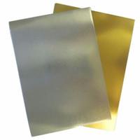 Kertas Kado Metalik warna Silver Perak dan Gold Emas Dekorasi Natal