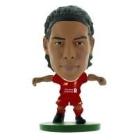 Soccerstarz - Liverpool Virgil Van Dijk - Home Kit 2020