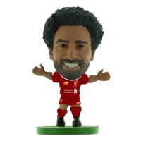 Soccerstarz - Liverpool Mohamed Salah - Home Kit 2020