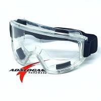 Safety Goggle Bening Kacamata Motor Sepeda Airsoft Gun model besgard