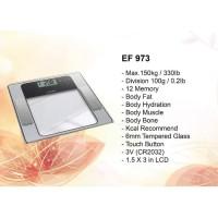CAMRY EF973 Timbangan Badan Digital / Timbangan Kadar Lemak - Body Fat